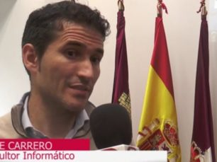Jaime Carrero Ponencia Marketing Online Maraton del vino Albacete 2015