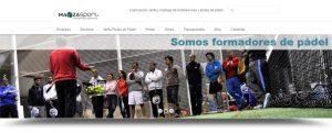 Diseño web responsive para ManzaSport, S.L.
