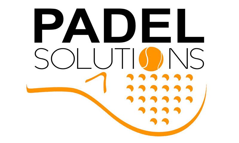 Diseño del logotipo para Padel Solutions