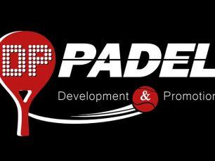Diseño del logotipo, tarjetas y catálogo para DP Padel